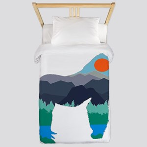 IN ITS KINGDOM Twin Duvet Cover