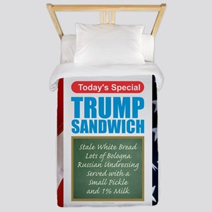 Trump Sandwich Twin Duvet