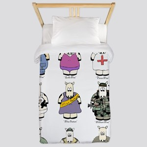 The_moos_poster Twin Duvet