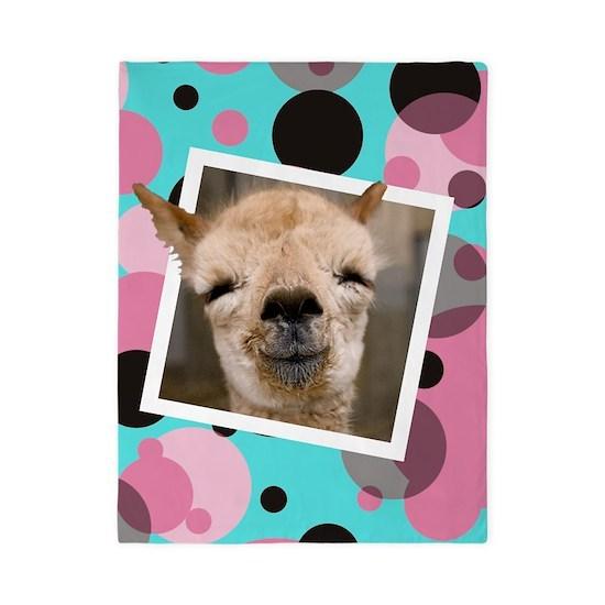 Animal Selfies/Funny Llama Selfie Photo