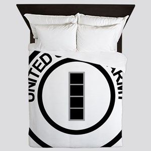 Army-CWO4-Ring Queen Duvet