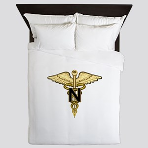 nurse_corps5 Queen Duvet