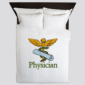 Physician Queen Duvet