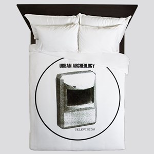 URBAN ARCHEOLOGY Series: Television Queen Duvet