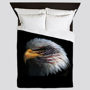 eagle3d Queen Duvet