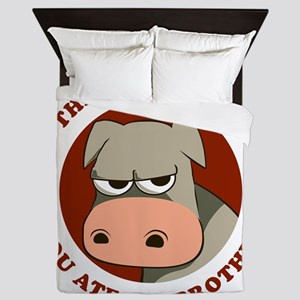 Mad Cow Queen & Full Duvet Covers - CafePress