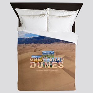 Great Sand Dunes Queen Duvet