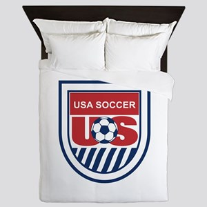US SOCCER GEAR: Queen Duvet