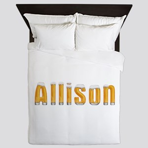 Allison Beer Queen Duvet