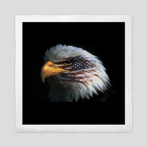eagle3d Queen Duvet