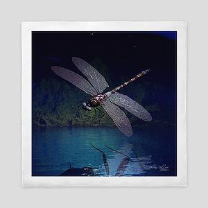 dragonfly10asq Queen Duvet