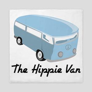 The Hippie Van Queen Duvet