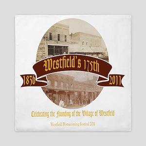 westfieldshirtb-dark Queen Duvet