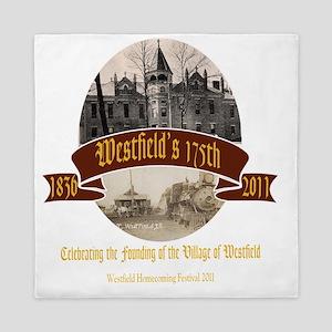 westfieldshirta-dark Queen Duvet