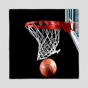 Basketball Point Queen Duvet