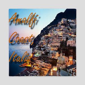 Amalfi Coast Queen Duvet