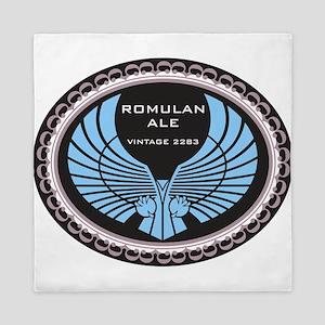 Romulan Ale Queen Duvet