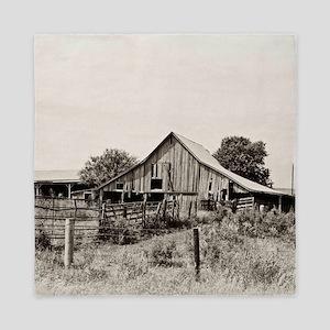 Iowa Barn Queen Duvet