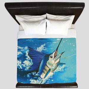 Sailfish King Duvet