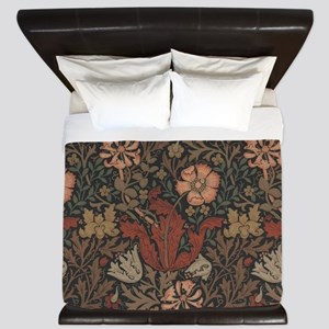 William Morris Compton King Duvet