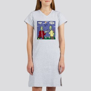 Zombie Vegan Women's Nightshirt