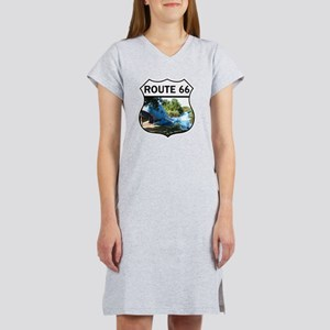 Discover History - Route 66 - B Women's Nightshirt