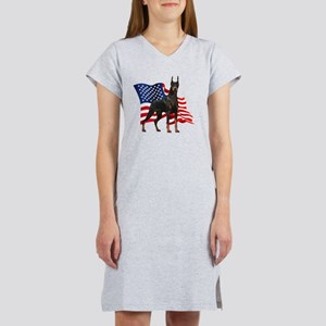 flag2 Women's Nightshirt