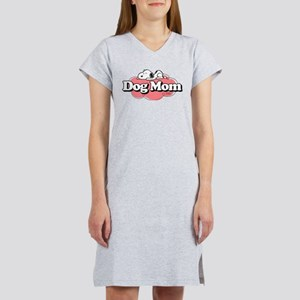 Snoopy Dog Mom Women's Nightshirt