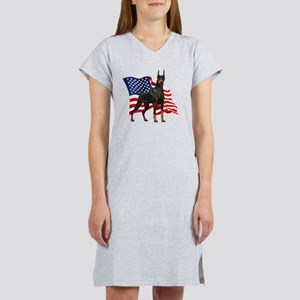 flag Women's Nightshirt