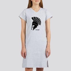 Greek warrior helmet T-Shirt