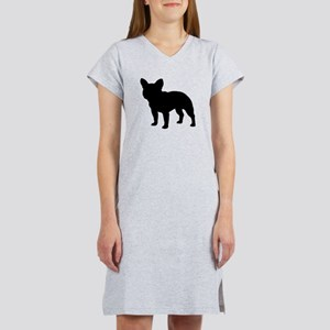 French Bulldog Women's Nightshirt