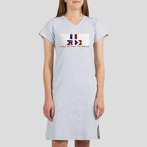 Laisse Les Bons Ton Rouler T-Shirt (Front Print) T