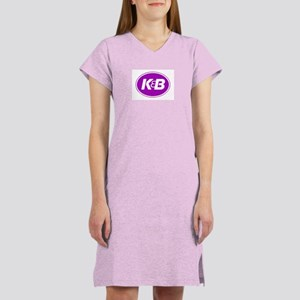 K&B Retro Women's Nightshirt