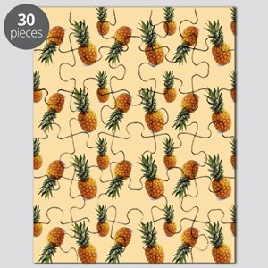 cute pineapple pattern Puzzle