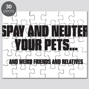 Spay and Neuter Puzzle