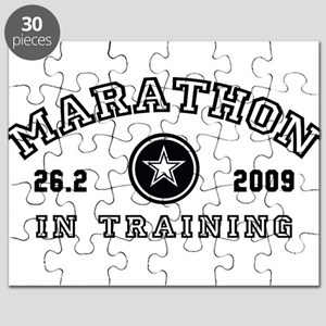 Marathon In Training Puzzle