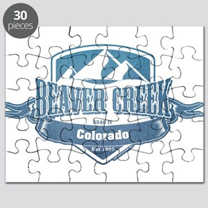 Beaver Creek Colorado Ski Resort 1 Puzzle