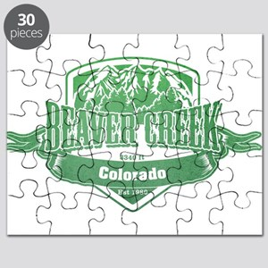 Beaver Creek Colorado Ski Resort 3 Puzzle