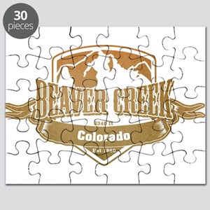 Beaver Creek Colorado Ski Resort 4 Puzzle