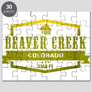 Beaver Creek Ski Resort Colorado Puzzle