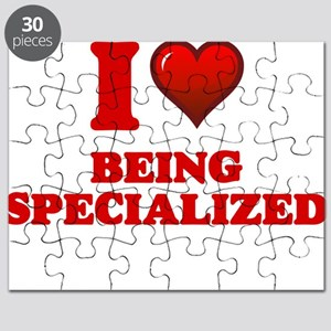 I love Being Specialized Puzzle
