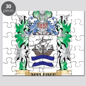 Applebee Coat of Arms - Family Crest Puzzle