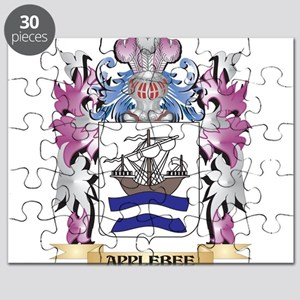 Applebee Coat of Arms (Family Crest) Puzzle
