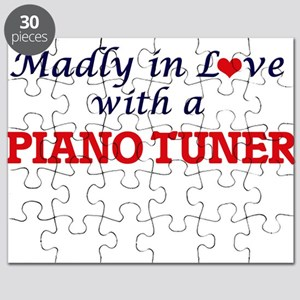 Madly in love with a Piano Tuner Puzzle