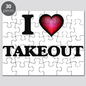I love Takeout Puzzle