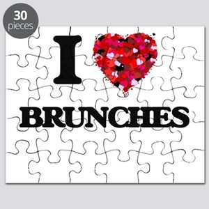I Love Brunches Puzzle