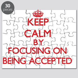 Being Accepted Puzzle