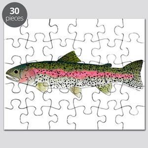 Rainbow Trout - Stream Puzzle