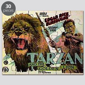 Tarzan and the Golden Lion Puzzle