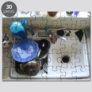 Dirty dishes Puzzle